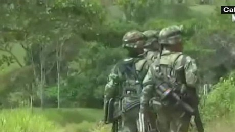 cnne ramos report farc colombia strike_00014528