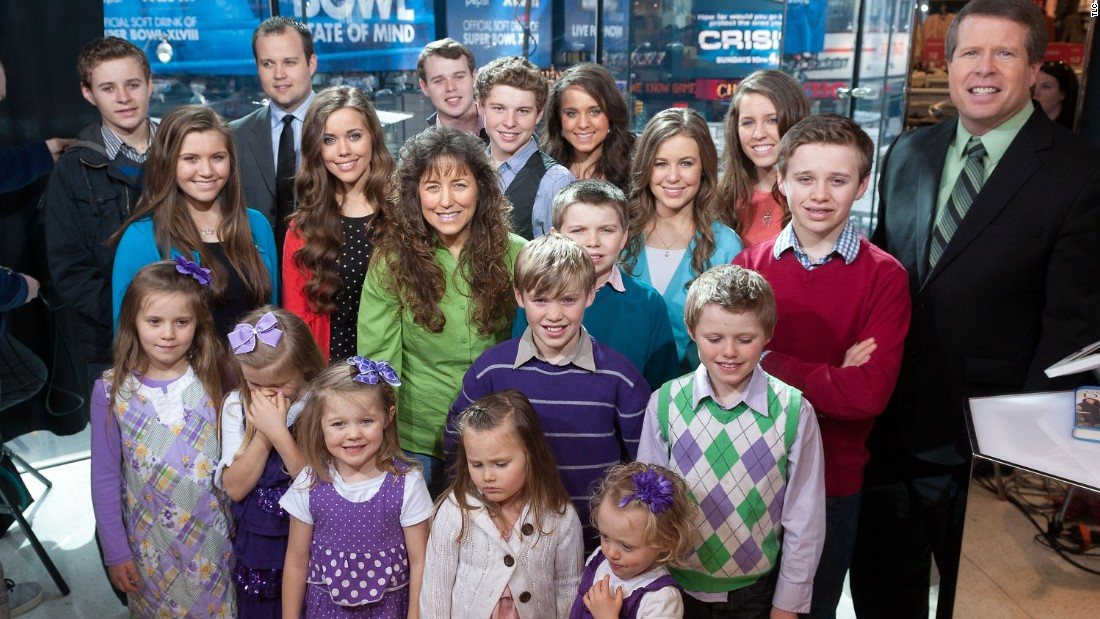 "TLC announced in July that the Duggar family's show, ""19 Kids and Counting,"" was officially canceled after the revelation of a molestation scandal involving eldest son Josh Duggar. Some of his sisters were among the victims."