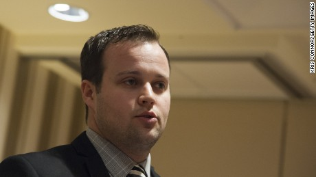 Josh Duggar speaks during the 42nd annual Conservative Political Action Conference (CPAC) at the Gaylord National Resort Hotel and Convention Center on February 28, 2015 in National Harbor,