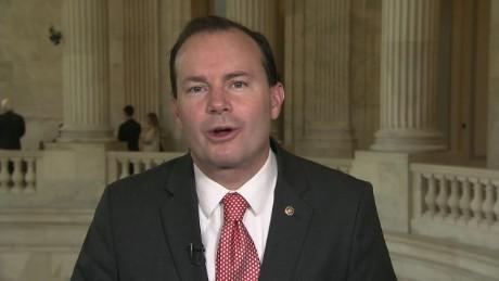 Mike Lee Chris Christie NSA comments Senator Utah Congress _00002714
