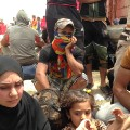 03 Iraq sandstorm families