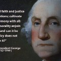 Memorial Day- Washington quote