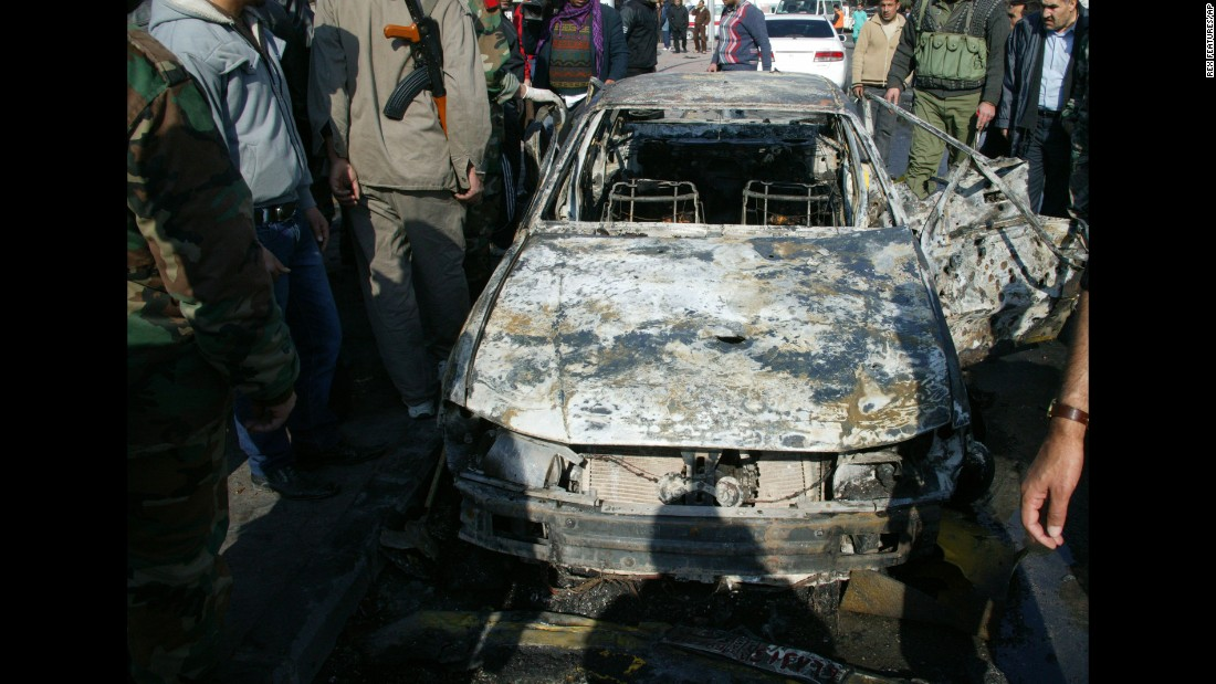"""Suicide bombs hit two security service bases in Damascus on December 23, 2011, <a href=""""http://ift.tt/1j22trA; target=""""_blank"""">killing at least 44 people</a> and wounding 166."""
