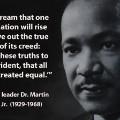 Memorial day MLK