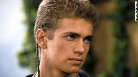 LOS ANGELES, UNITED STATES: Undated and unlocated picture shows Hayden Christensen performing Anakin Skywalker in 'Star Wars: Episode II -- Attack of the Clones', a digital movie directed by George Lucas. Twentieth Century Fox and Lucasfilm Ltd announced 14 May 2002 that the new episode of Star Wars will open in 74 countries around the world 16 and 17 May. AFP PHOTO ? Lucasfilm Ltd. & TM. All Rights Reserved. (Photo credit should read AFP/AFP/Getty Images)