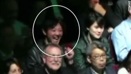 tsr dnt todd kim jong un brother eric clapton concert _00002110.jpg