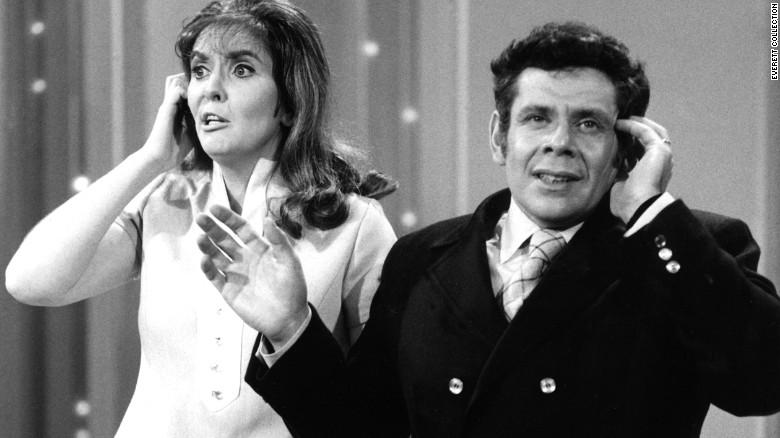 "Comedy great Anne Meara, one half of the comedy team ""Stiller & Meara,"" died at 85 on Saturday, her family said.<br />Meara and husband, Jerry Stiller, were regulars on ""The Ed Sullivan Show."" Click through the gallery to see more from the comedian's long career:"