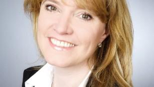 Geraldine Calpin, head of Digital for Hilton Worldwide.