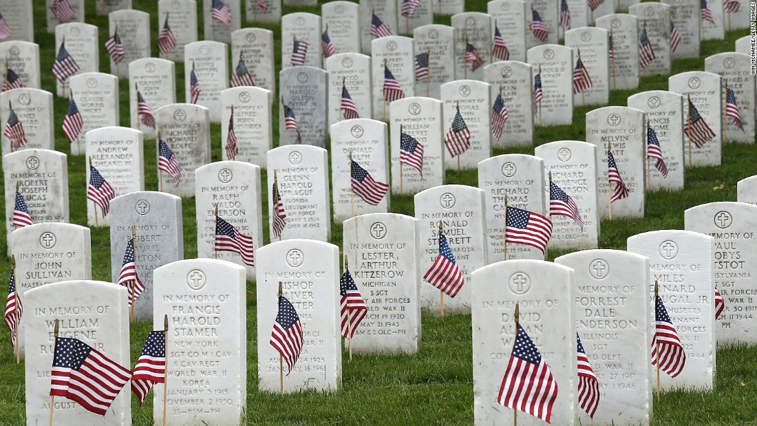 Opinion: We need to earn our fallen soldiers' sacrifices