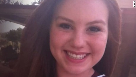 Alyssa Renee Ramirez of Devine, Texas, died after floodwater swept away her car.