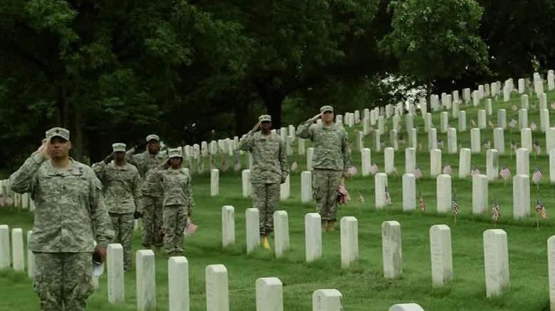 Honoring Memorial Day