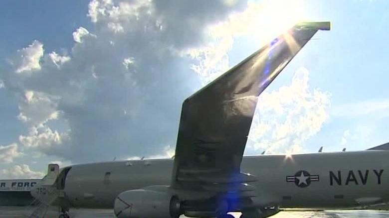 China retaliates against U.S. for spy plane sciutto dnt tsr_00000011