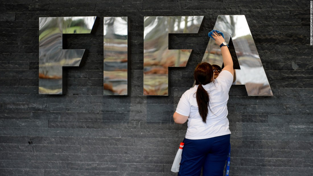 "<a href=""http://cnn.com/2014/12/19/sport/fifa-garcia-report-decision/"">FIFA decides to publish a redacted version</a> of Michael Garcia's investigative report into alleged corruption surrounding the bidding process for the tournaments. The decision was unanimously endorsed by FIFA's 25-person executive committee."
