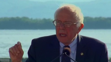 NewDay Inside Politics: Sanders holds first major rally_00001707