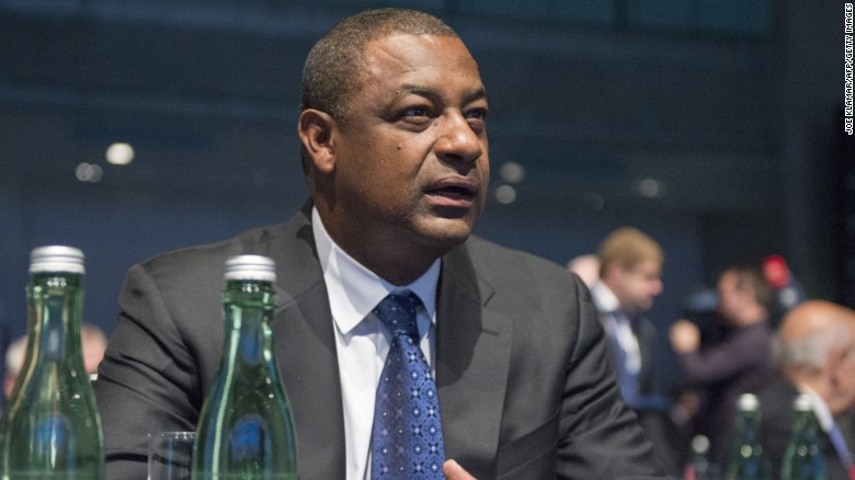 FIFA scandal: Jeffrey Webb pleads not guilty in New York