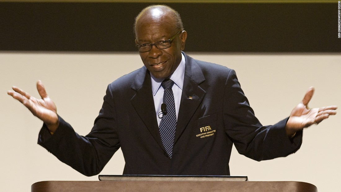 Born in Trinidad and Tobago, the 72-year-old Jack Warner is a former FIFA vice president and executive committee member, CONCACAF, Caribbean Football Union (CFU) president and Trinidad and Tobago Football Federation (TTFF) special adviser.