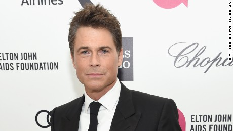 Actor Rob Lowe attends the 23rd Annual Elton John AIDS Foundation Academy Awards Viewing Party on February 22, 2015 in Los Angeles, California.