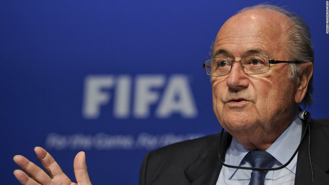 "The Council of Europe, a watchdog that oversees the European Court of Human Rights, <a href=""http://cnn.com/2012/04/24/sport/football/football-blatter-corruption-report/"">criticizes Sepp Blatter in a damning report into FIFA's handling of bribery allegations</a>. The report says it would be ""difficult to imagine"" that the FIFA president would have been unaware of ""significant sums"" paid to unnamed FIFA officials by sports marketing company International Sports and Leisure (ISL) in connection with lucrative contracts for World Cup television rights. However it makes no allegations that he had any involvement in corruption."
