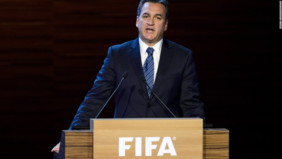 "<a href=""http://cnn.com/2014/12/17/sport/football/michael-garcia-resigns-fifa-football/"">Garcia resigns</a> as chairman of the investigatory body of the Ethics Committee, following FIFA's decision to throw out his appeal after he complained about the way his report into the World Cup bidding process had been summarized by Eckert."