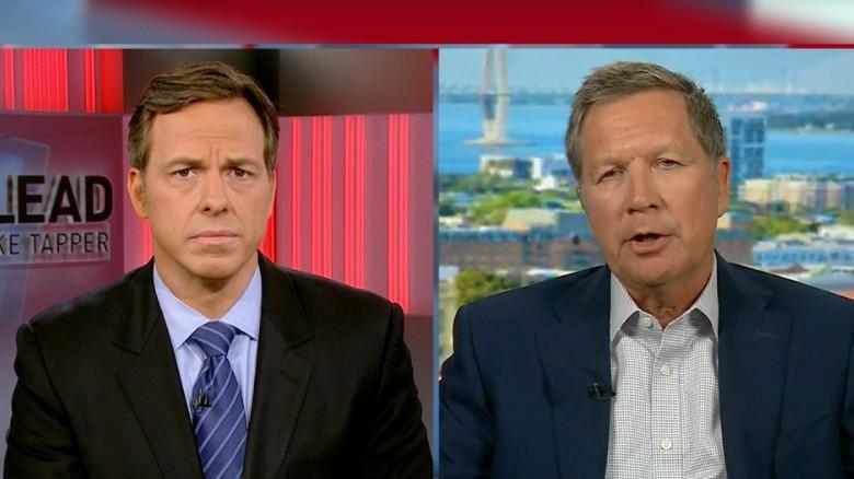 Kasich: I expanded Medicaid but don't support Obamacare
