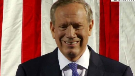 George Pataki officially announces bid for presidency