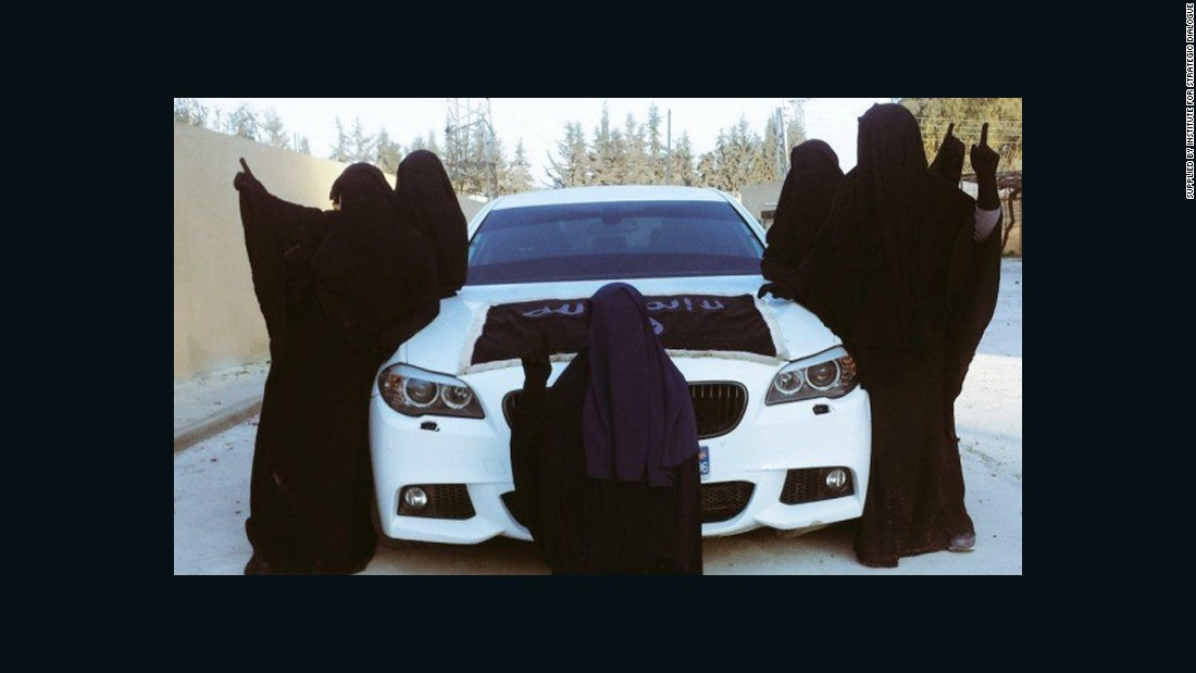 The women of ISIS: Who are they?