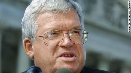 "Dennis Hasert remains the longest serving Republican Speaker in history, from January 6, 1999 to January 3, 2007. However, the GOP lost it's majority in the House of Representatives, leaving Democrat Nancy Pelosi to become Speaker. Recently, on May 28th, 2015, the feds indicted Dennis Hastert for lying to FBI & evading currency reporting requirements as he sought to pay off a subject to ""cover up past misconduct."""