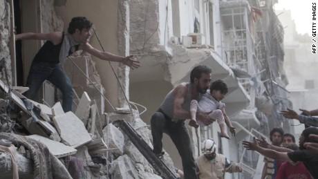 syria barrel bombs pkg_00010823