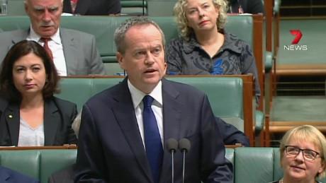 australia same sex bill seven news pkg_00002012