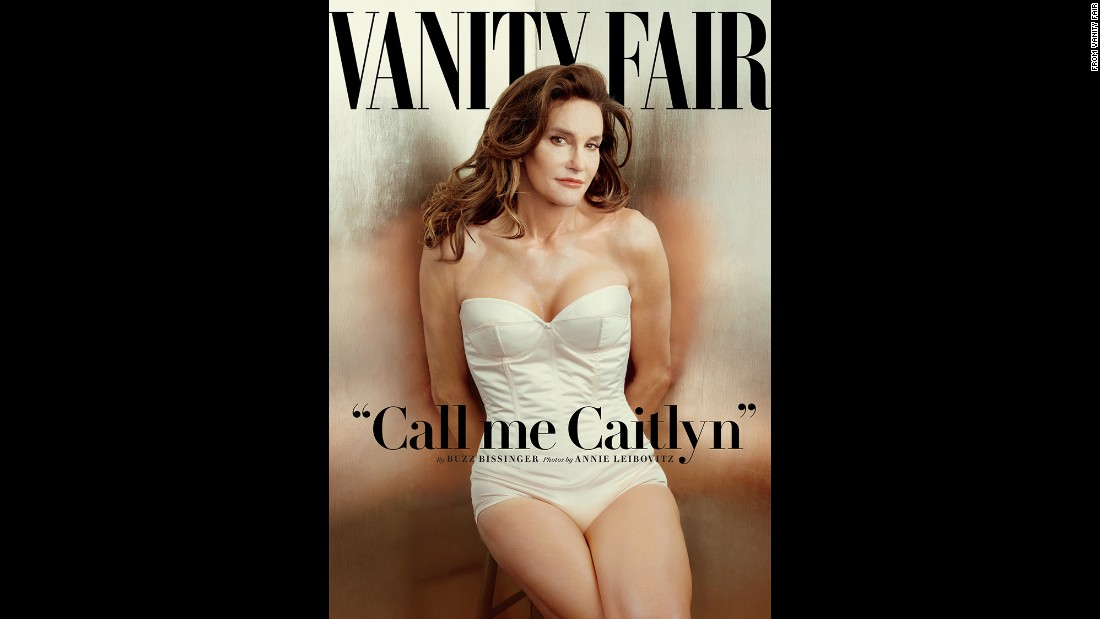 "Caitlyn Jenner, previously known as Bruce, revealed her new name and gender in Vanity Fair this summer. Jenner's announcement was called a watershed moment for transgender visibility. She now appears in the show ""I Am Cait."""