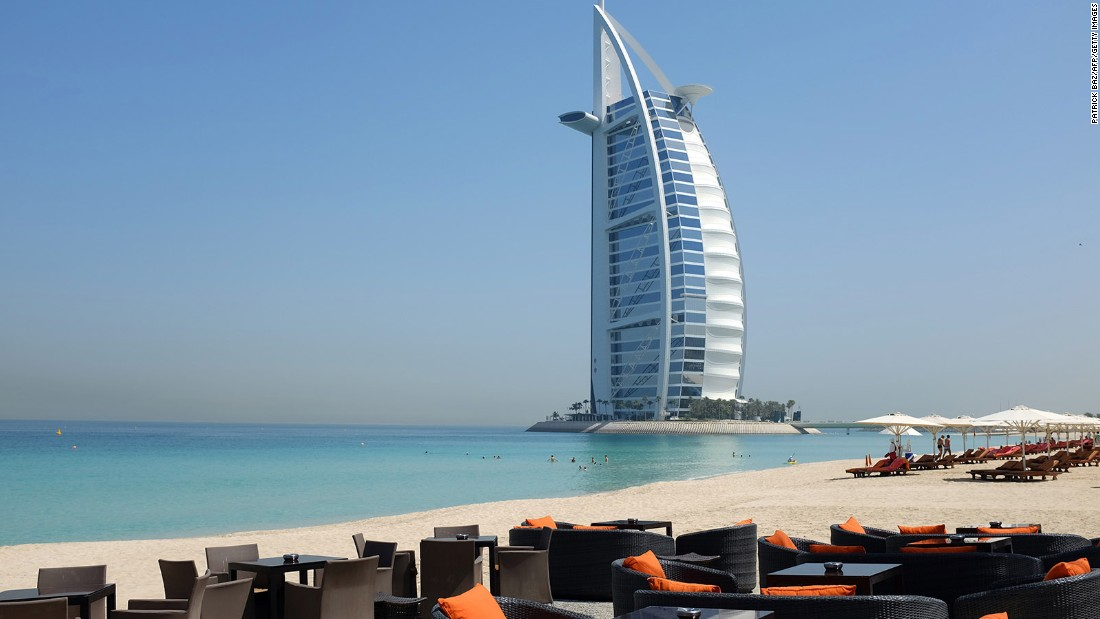 10 most popular cities for travelers in 2015 for Hotel dubai