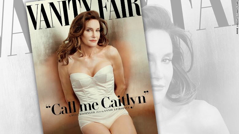 Jenner on 'I am Cait': I'm doing it to help people (2015)
