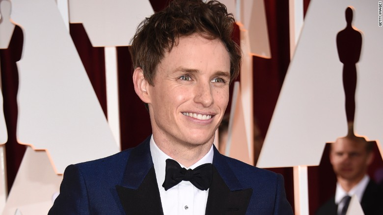 "Eddie Redmayne is to star in the much-anticipated ""Harry Potter"" spinoff movie."