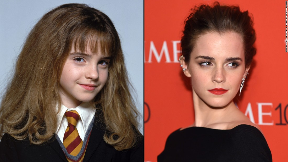 "Since portraying sharp witch Hermione in the ""Harry Potter"" series, Emma Watson has broken away from the supernatural with roles grounded in the (mostly) real world. After ""My Week With Marilyn,"" ""The Perks of Being A Wallflower"" and ""The Bling Ring,"" she showed her sense of humor in Seth Rogen's outlandish summer comedy, ""This Is the End."" She'll next appear in the 2015 thriller ""Regression."""