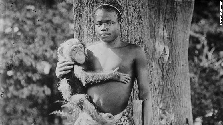 100 years ago today, Ota Benga ended his horrible life