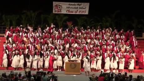 cnnee vo graduation routine high school _00020620
