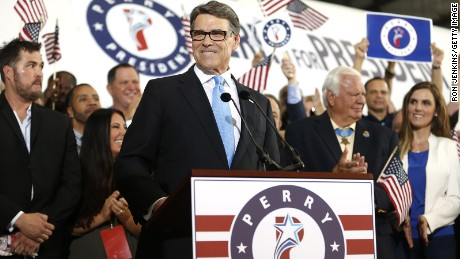 Who is Rick Perry?