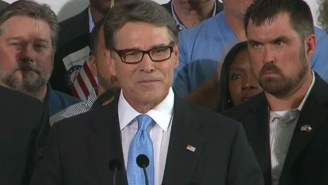 Rick Perry kicks off 2016 presidential campaign