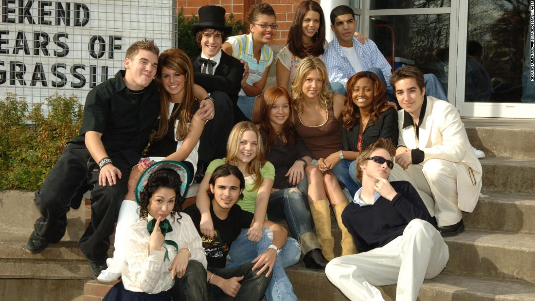 "Has anyone alerted Drake? <a href=""http://variety.com/2015/tv/news/degrassi-cancelled-series-ending-season-14-1201512504/"" target=""_blank"">TeenNick announced that it's canceling ""Degrassi: Next Generation"" </a>after 14 seasons. The future rapper, top right, made his name as paraplegic Jimmy Brooks on the Canadian teen series, which ended on TeenNick last summer but return with new episodes on Netflix in 2016."