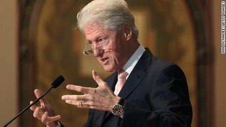Bill Clinton's life and career