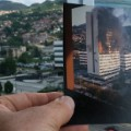 Sarajevo then and now 3