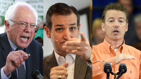 With the presidential election still a year away, 2016 candidates are nailing down their talking points.