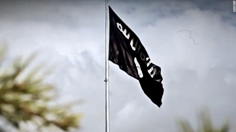 U.S. investigating ISIS' use of chemical weapons