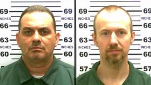 Two killers escape maximum security prison