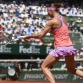 safarova forehand french final