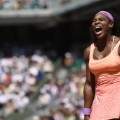 williams scream french open final