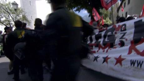 g7 protests sot penhaul_00005326