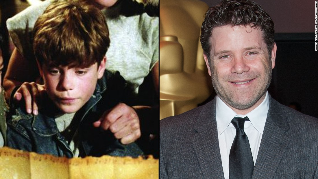 Cast Of Rudy The goonies' 30 years later: where are they now? - cnn ...