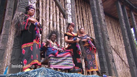 Bursting with tradition, meet the King of Bafut