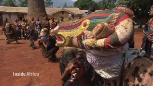 Dance into the big Babungo Kingdom